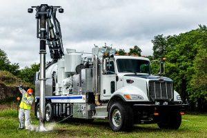 hydro excavation trucks